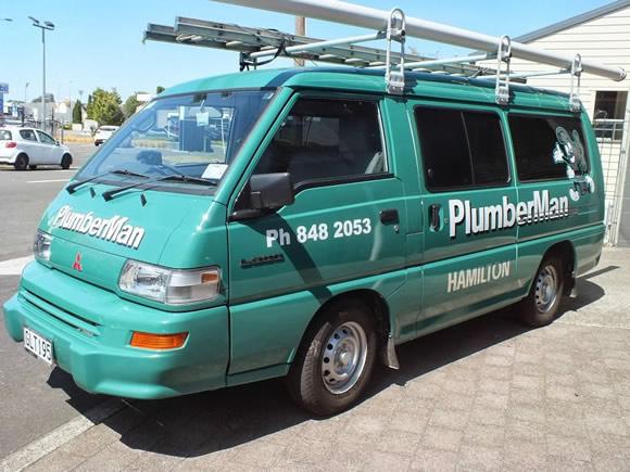PlumberMan Hamilton - Plumbing, Gasfitting & Drainlaying Services